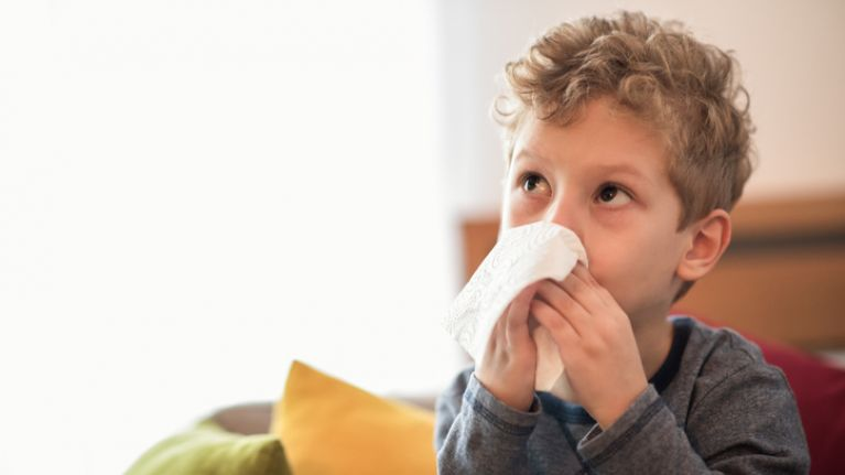 Parents urged to be wary of 'barking' cough amid rise in croup