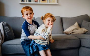 Children whose older siblings have these traits are more empathetic, study says