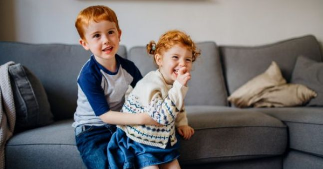 Study finds older siblings might be more influential to children than parents