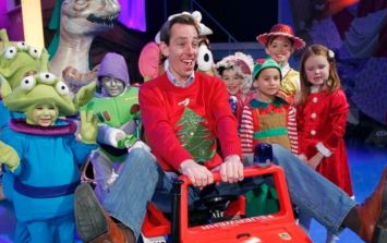 Ryan Tubridy wants to invite homeless children onto the Toy Show