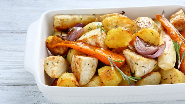 We've all been roasting vegetables wrong (this is how to get them crispy)