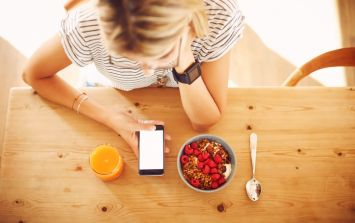 There's a pretty nasty side effect when you don't eat breakfast