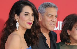 Amal and George Clooney's twins make their TV debut (sort of)