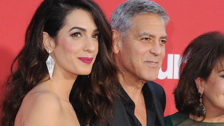 Amal Clooney - News   HerFamily ie