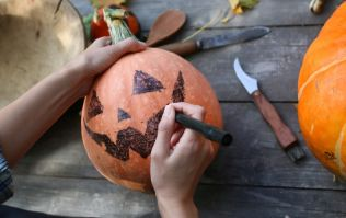 3 last-minute (and genius) pumpkin carving hacks you need to know