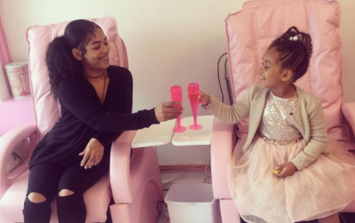 There's a children's beauty spa in the UK for 'stressed out' toddlers
