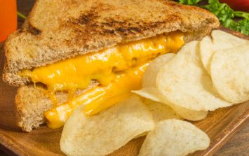 There's a toasted cheese sandwich festival happening in Bray next week