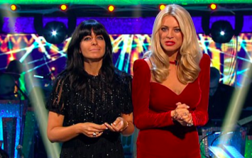 Strictly viewers were NOT happy with Tess and Claudia last night