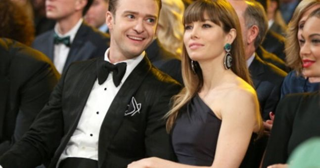 Justin Timberlake marks anniversary with Jessica Biel in sweet way