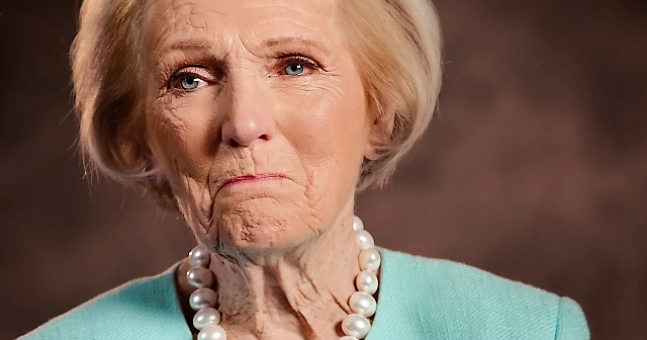 Mary Berry opens up on the loss of her son in heartbreaking video
