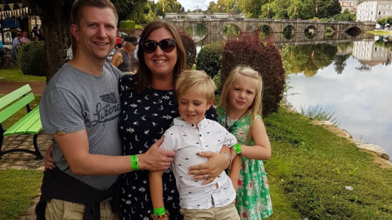 School's out for the YEAR as mum opts for world trip instead