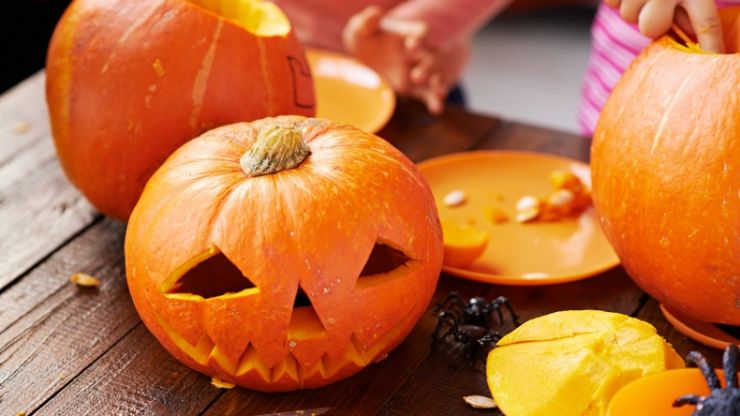3 brilliant (and delicious) things to do with all that pumpkin pulp this Halloween
