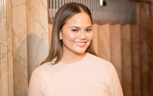 Chrissy Teigen shares gorgeous new photo of her bump