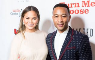 Chrissy Teigen has just given birth to her second child