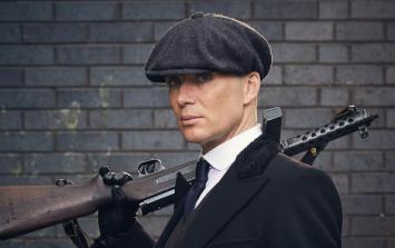Peaky Blinders season four premiere date has just been confirmed