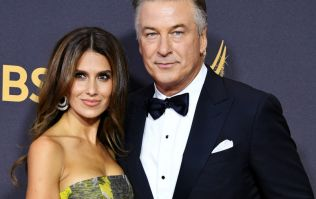 Hilaria Baldwin just did the CUTEST gender reveal (and this is too sweet)