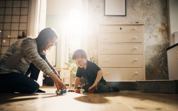 Doing THIS with your kids is actually really good for you too