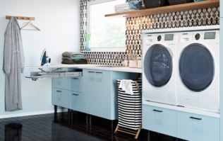 5 dreamy laundry rooms we actually WANT to do the washing in (no, really)
