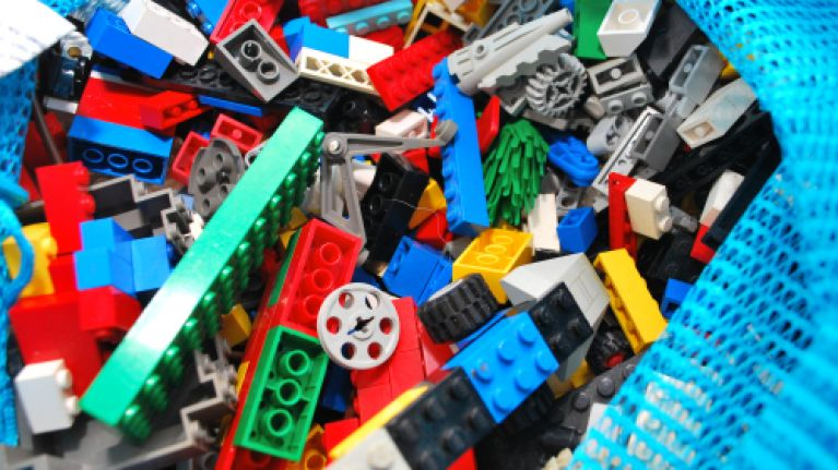 This genius Lego-cleaning trick will make life a LOT easier