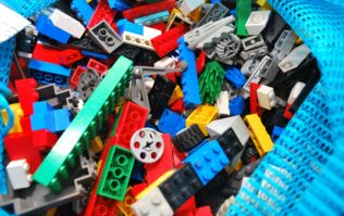 This genius Lego-cleaning hack is really a godsend