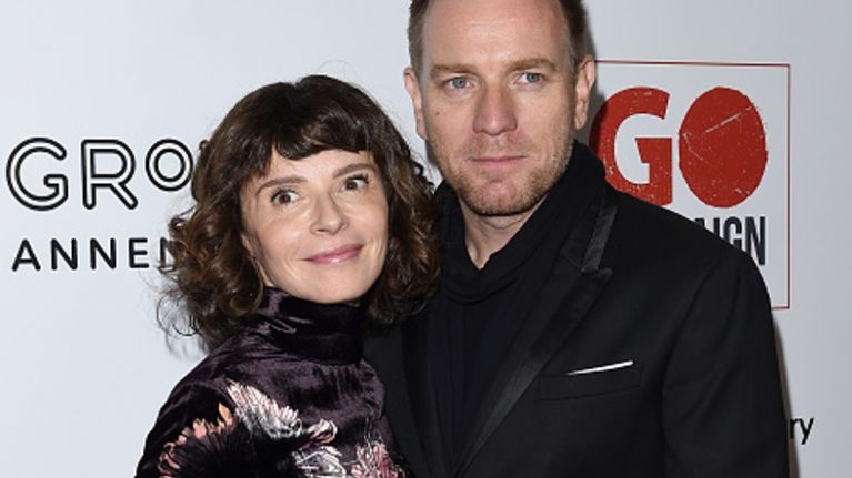 Ewan McGregor's ex Eve Mavrakis speaks out about his new relationship