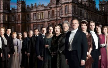 A HUGE Downton Abbey exhibition has opened and we're booking flights