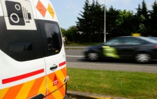 Speed cameras are very sneaky, and don't JUST catch you speeding