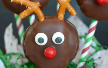 5 adorable reindeer-shaped treats to make with the kids this week