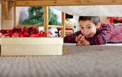 Here's a wrapping paper game to turn Christmas morning into the ultimate treasure hunt