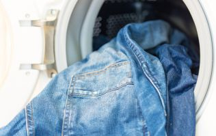 There's one important tip to keep in mind when washing jeans