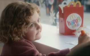 The new McDonald's Christmas ad is actually really adorable