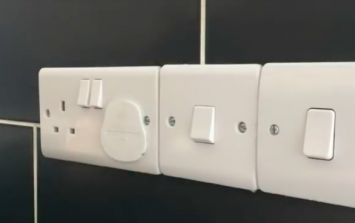 Parents are warned about the dangers of using socket covers
