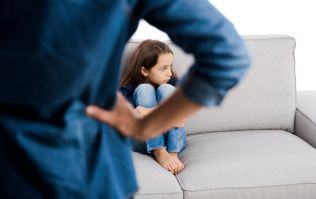 Parents urged not to force their children to hug relatives