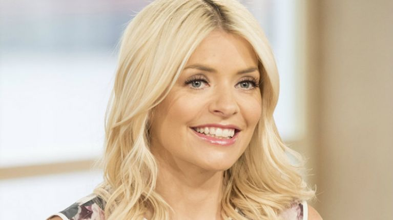 Holly Willoughby tears up listening to one viewer's wedding day story on This Morning