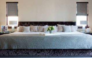 This GIANT family bed might just solve all your sleeping troubles
