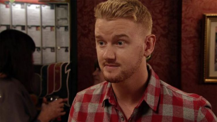 Coronation Street's Mikey North teases massive twist between Adam and Gary
