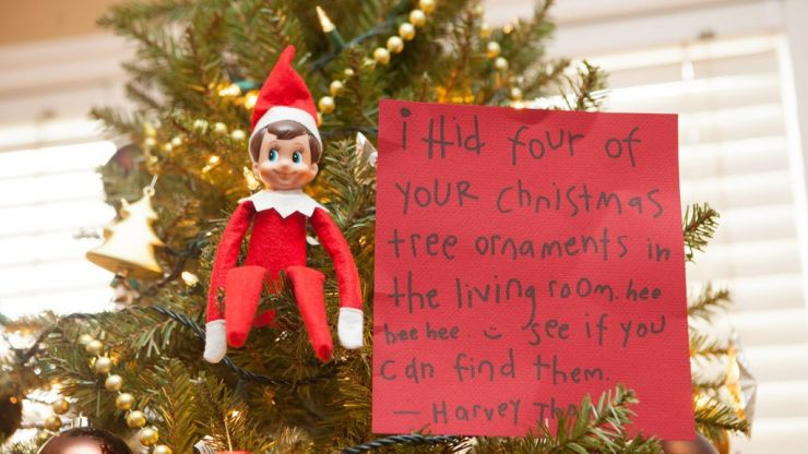 Elf on a Shelf is coming to Netflix because parenting in 2020 just isn't hard enough