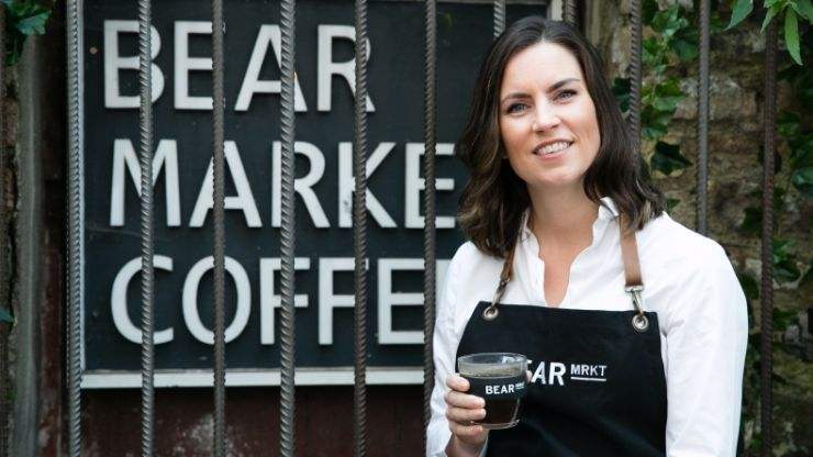 Meet the Mumpreneur: Ruth Deasy of Bear Market Coffee