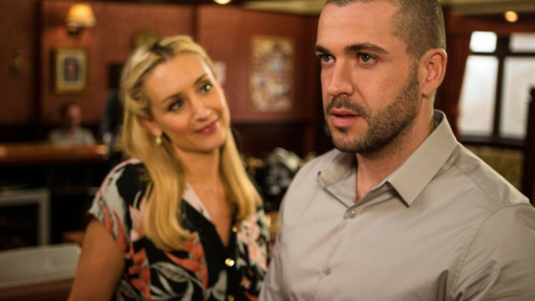 Corrie viewers think they've predicted Aidan and Eva's exit storyline