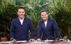 Happy days! Ant and Dec are to be reunited on screen next month