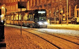 Gardaí have issued this warning ahead of tonight's expected snowfall