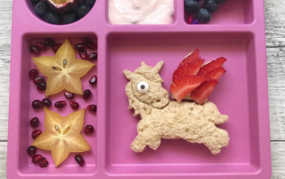 This unicorn sandwich cutter will (hopefully) mean no more uneaten lunches