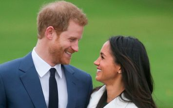 Kensington Palace just revealed the exact date for Meghan and Harry's wedding