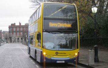 Getting a Dublin Bus tomorrow? A warning has just been issued