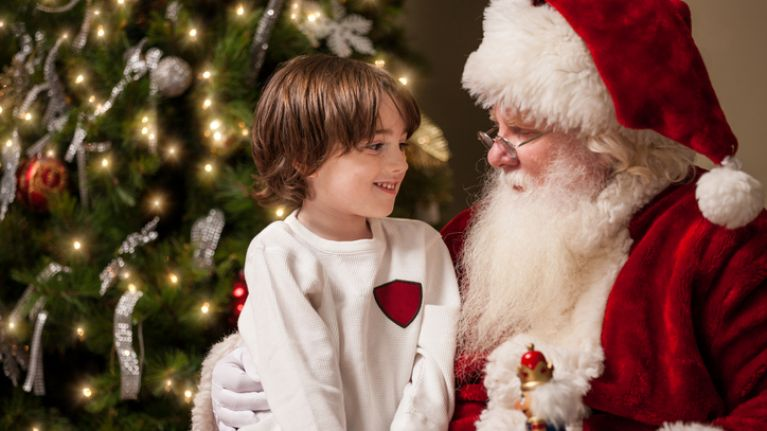 Santa's Grotto is returning to EPIC Museum and here's how you can book