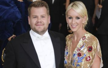 James Corden and wife Julia announce birth of their new daughter
