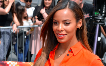 Rochelle Humes is embracing her natural hair for this heartbreaking reason