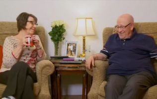 Gogglebox's June pays touching tribute to husband Leon