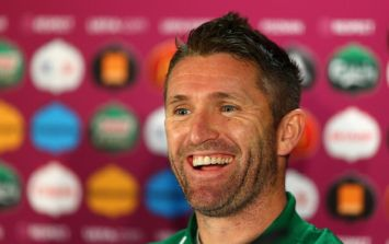 Robbie Keane makes his kids' Christmas with a amazing surprise