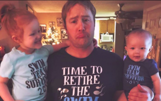 One mum threw her husband a vasectomy party and it was gas